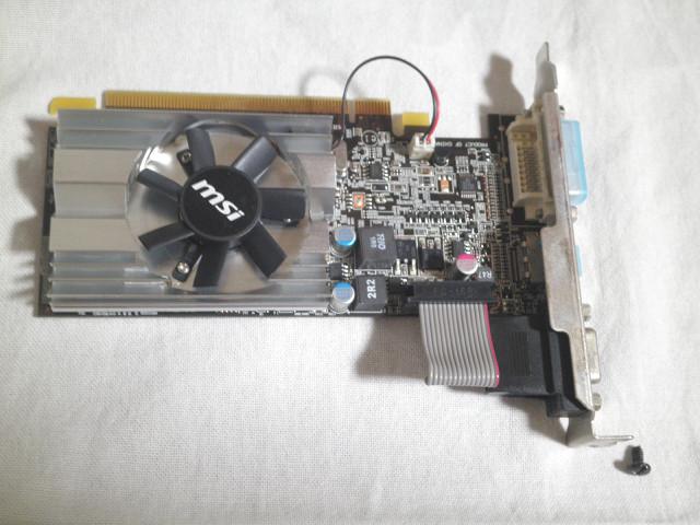 ビデオカードグラフィックボード